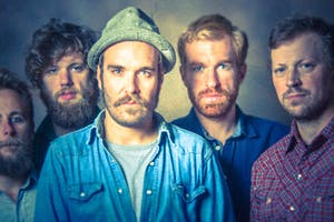 """RESCHEDULED: Red Wanting Blue - """"Ghost Stories and Campfire Songs"""""""