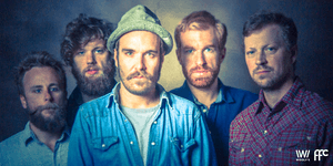 "RESCHEDULED: Red Wanting Blue - ""Ghost Stories and Campfire Songs"""