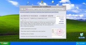 Craigslist Comedy 2
