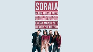 *CANCELED* Soraia - Album Release Party