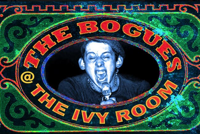 St. Patrick's Weekend Celebration with The Bogues (Pogues Tribute Band)