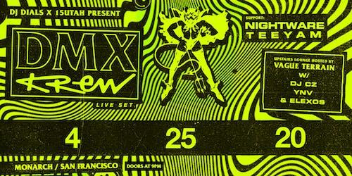 DMX KREW (LIVE)