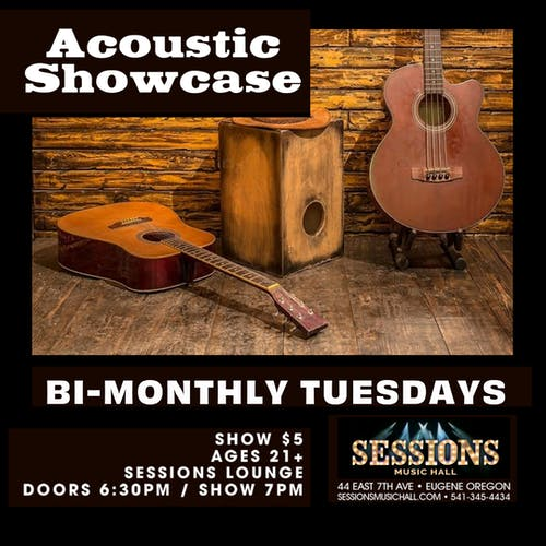 Acoustic Showcase: John Shipe
