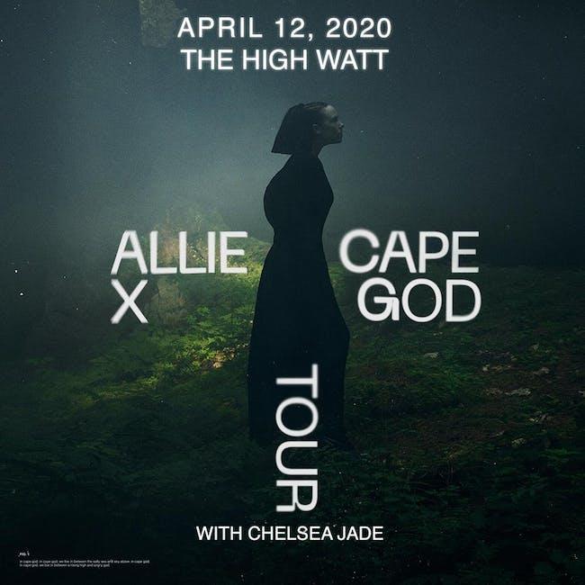 Allie X w/ Chelsea Jade