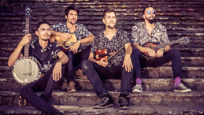 POSTPONED - Che Apalache at The Parlor Room