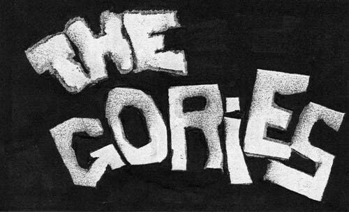 The Gories – El Club 4-year Anniversary Party!