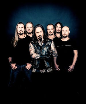 Amorphis at El Corazon