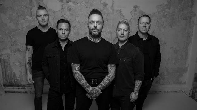 Blue October at Mesa Theater
