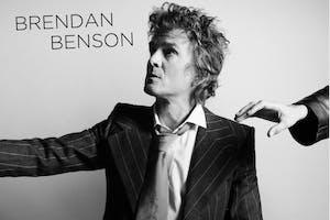 Brendan Benson w/ ROOKIE