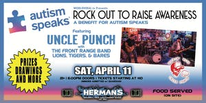 BENEFIT for AUTISM SPEAKS -ft. Uncle Punch, The Frnt Rnge Bnd, Lions Tigers