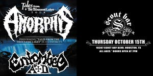 AMORPHIS- Tales From The Thousand Lakes Tour