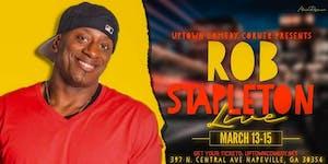 Comedian Rob Stapleton Live