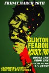 Clinton Fearon Acoustic Trio