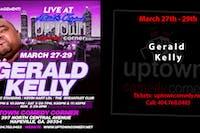 Comedian Gerald Kelly