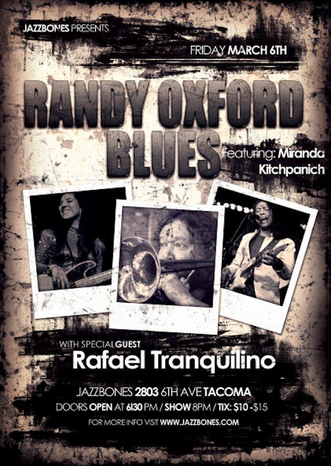 Randy Oxford Blues