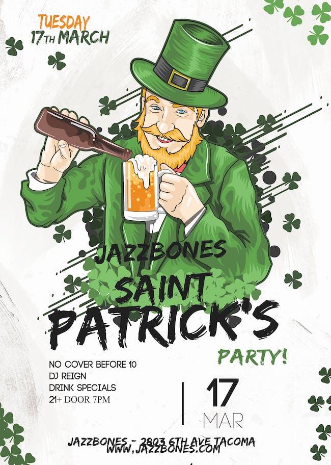 Saint Patrick's Dance Party