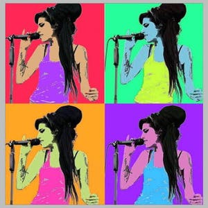 Back To Black: A Tribute to Amy Winehouse, The Inciters and the Capsouls
