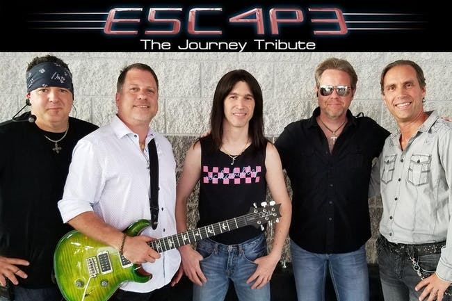 E5C4P3 (ESCAPE) - A Tribute to Journey