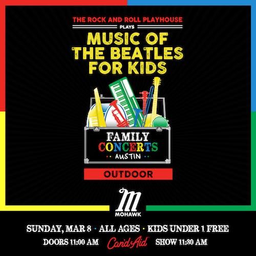 Music of The Beatles for Kids @ Mohawk