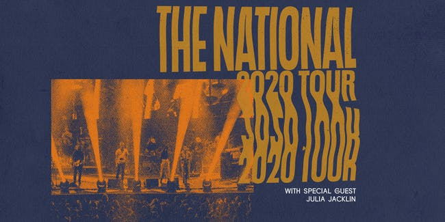 The National - 2020 Tour