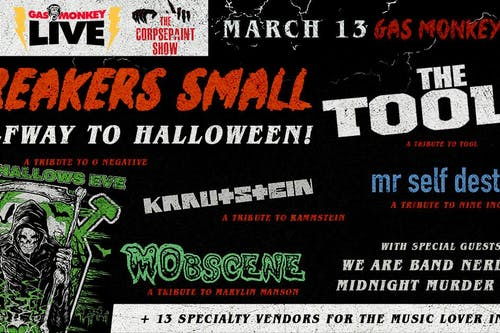 FREAKER'S SMALL W/ THE TOOLS+ ALL HALLOWS EVE AND MORE!!!