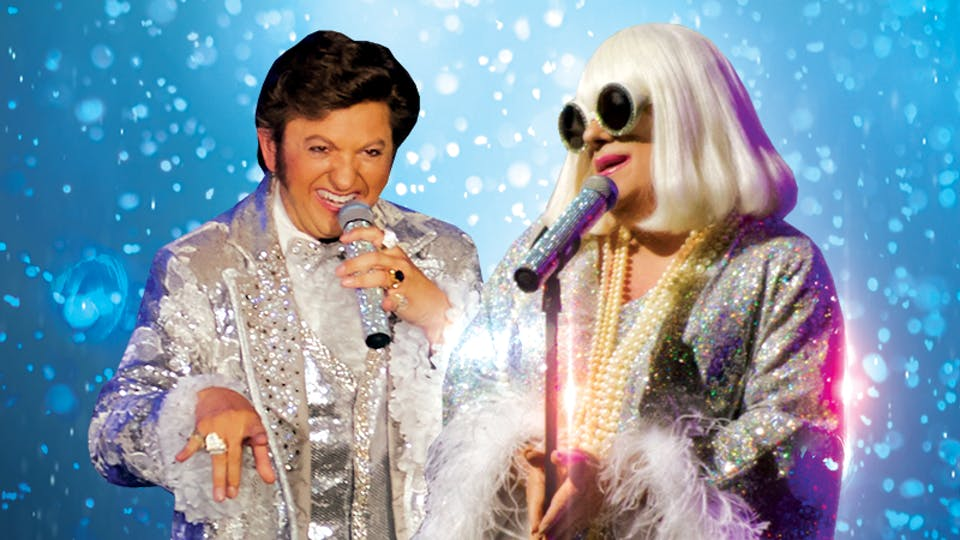 Lee Squared: The Liberace and Peggy Lee Comeback Tour