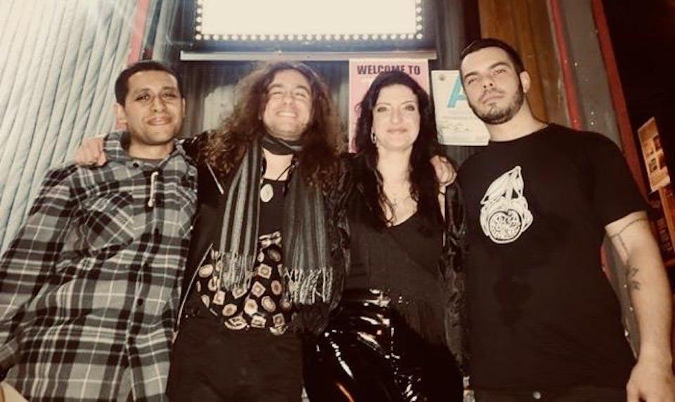 Tessa & The Troubadours, Nine Mile Station, Step Wife, Kuwalla, SAFTIsland