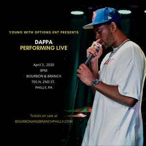 Young With Options Ent presents: DAPPA