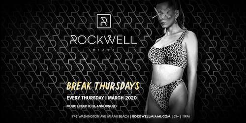Rockwell Spring Break Series
