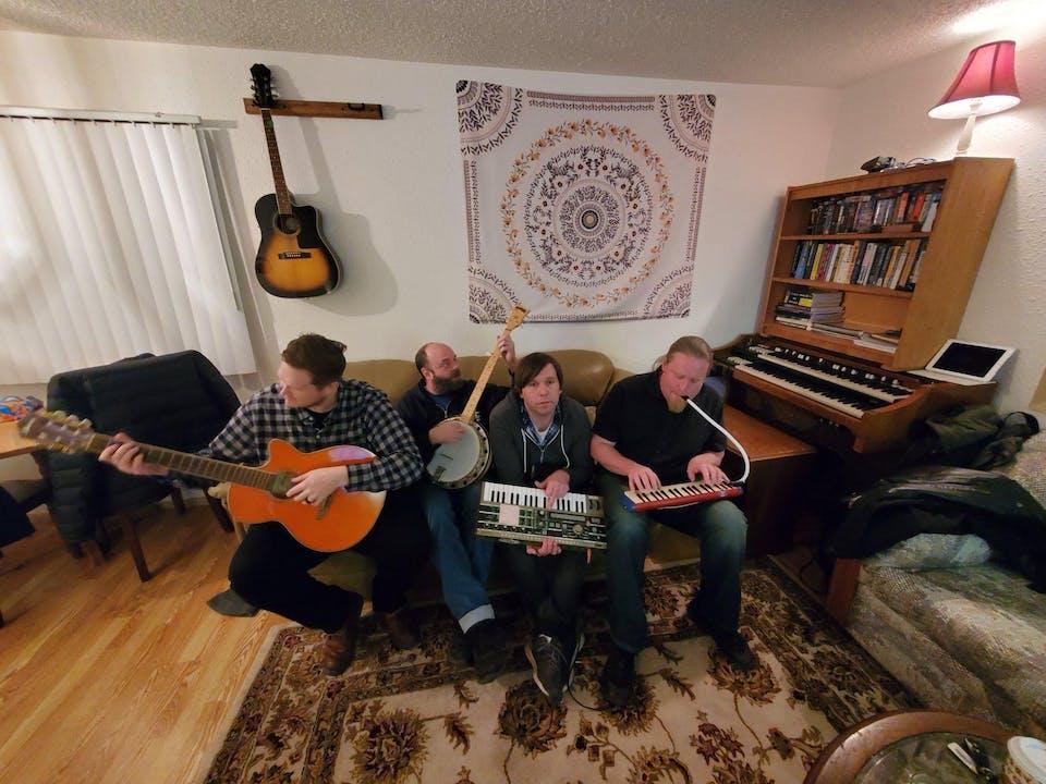 ROUNDHOUSER with Palatine Trio, Opheliac