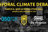 Portland Mayoral Climate and Environmental Justice Forum
