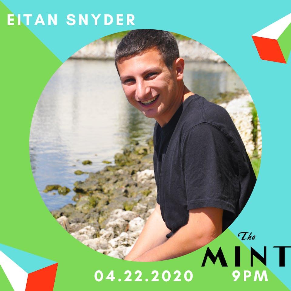 Eitan Snyder, Evie Sands