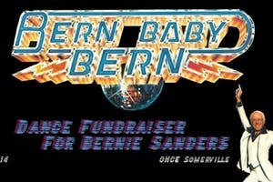 Bern  Baby Bern Disco Dance Fundraiser for Bernie Sanders