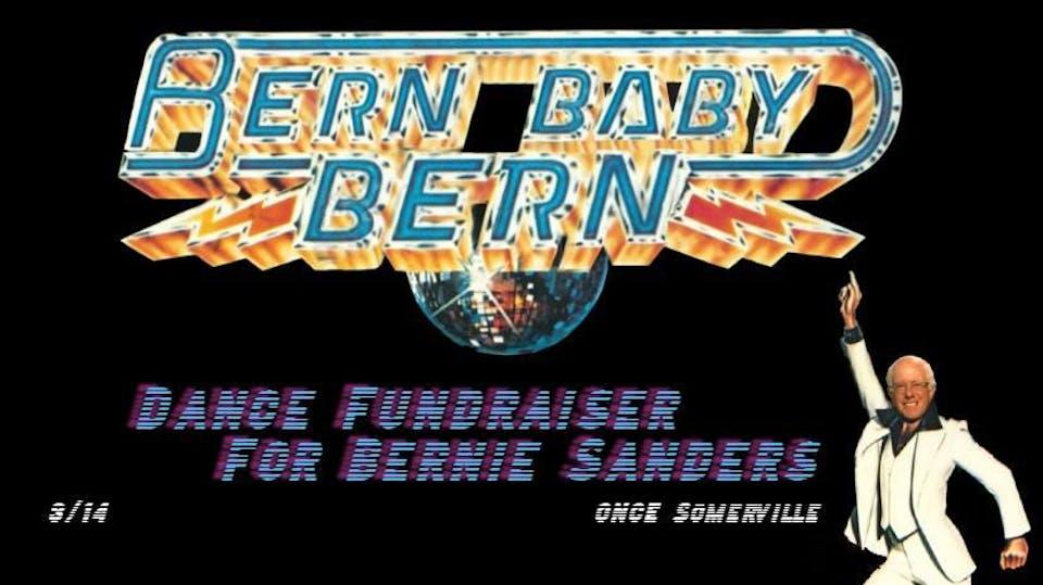 CANCELLED Bern  Baby Bern Disco Dance Fundraiser