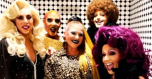 DIRTY DISCO PROM Feat. THE AZ GENDER OUTLAWS + HI-DREAMS DJ COLLECTIVE