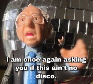 Boogie Down for Bernie