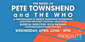 THE MUSIC OF PETE TOWNSHEND AND THE WHO