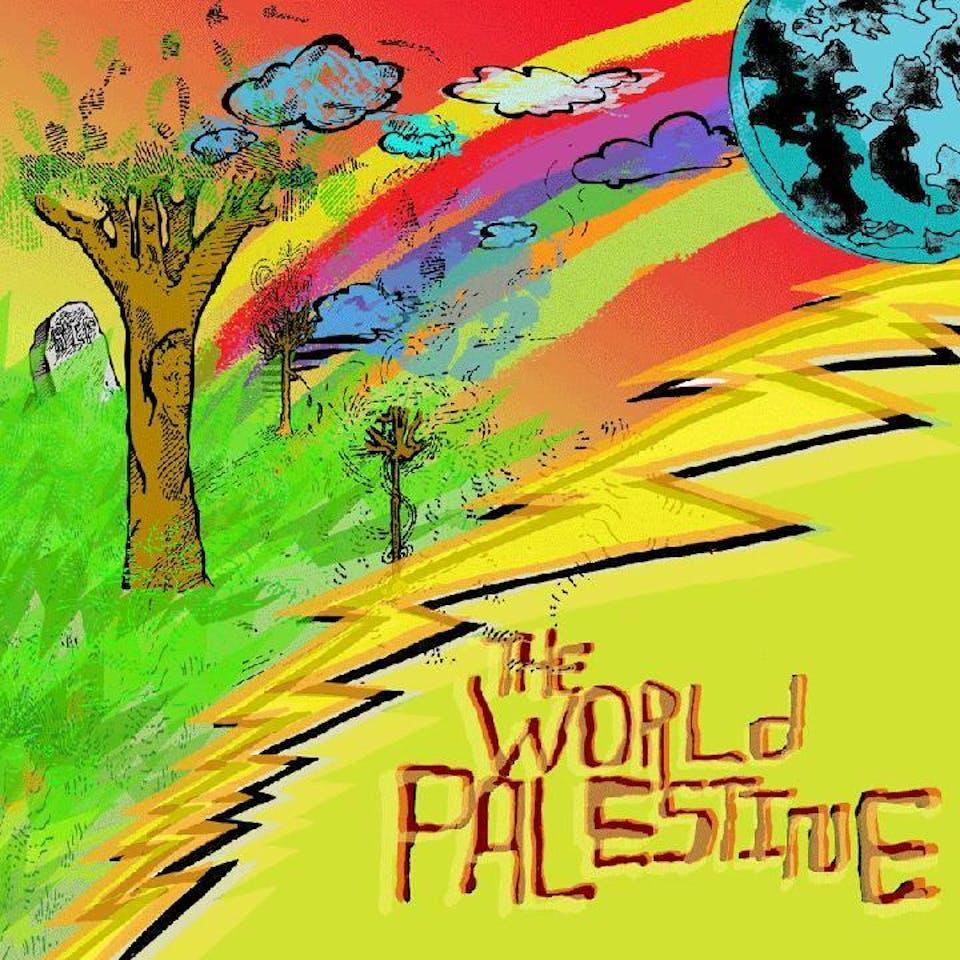 Colin Ryan / The World Palestine / Bite Marx