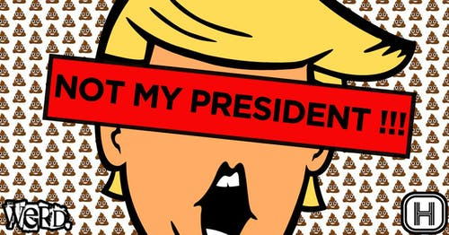 WERD. & Housepitality | Not My President Sunday