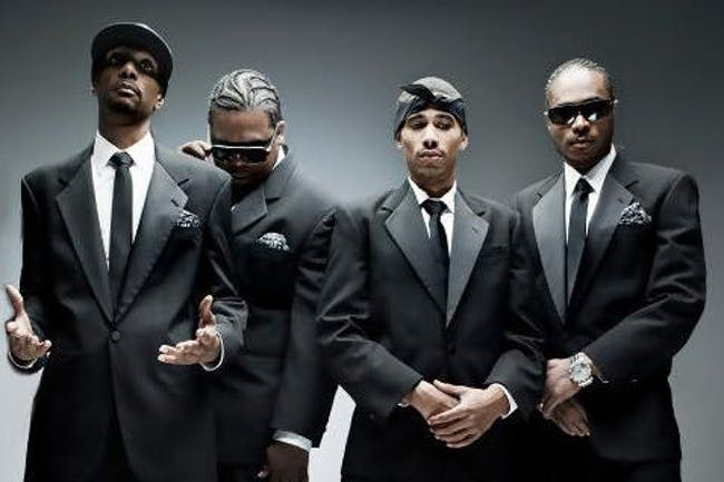 Bone Thugs-N-Harmony – Leaves of Legend Tour