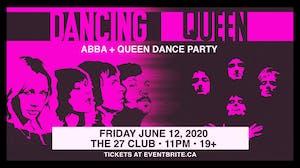 Dancing Queen: ABBA + Queen Dance Party - postponed