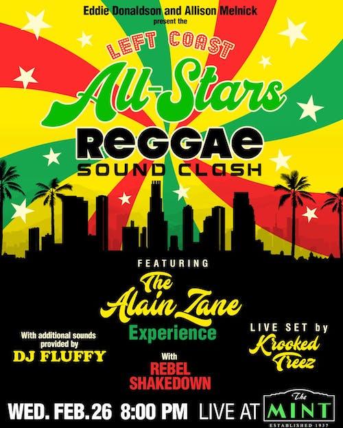 Reggae Sound Clash