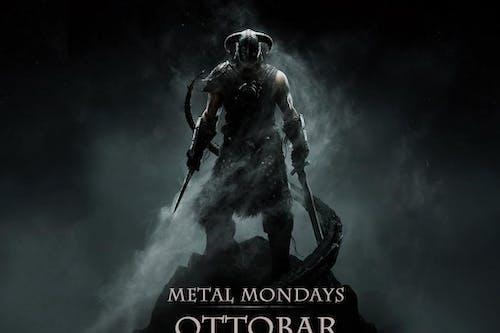 Metal Monday!