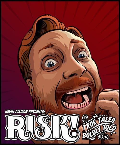 Risk! Live in Asheville