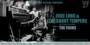 Eric Long & The Short Tempers, The Fixins, Stow Lake