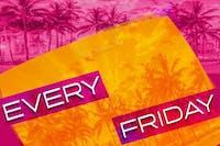 Wall Fridays at WALL Lounge Miami 3/20
