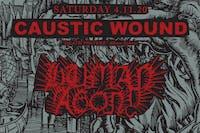 Caustic Wound, Human Agony, Crurifragium
