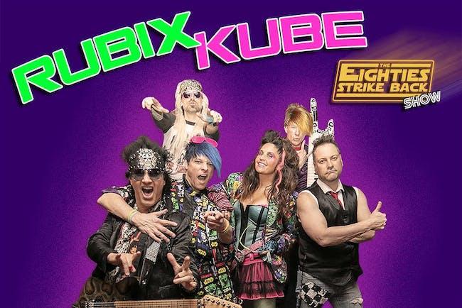 Rubix Kube 80s Tribute (Dance Floor)