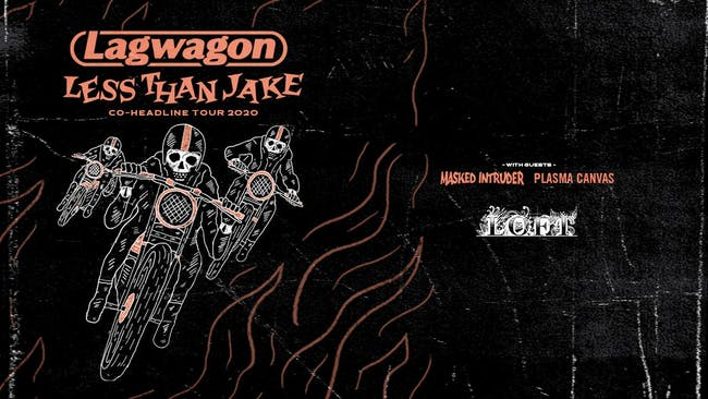 Lagwagon and Less Than Jake | 5/9 at The Loft