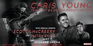 Chris Young - Town Ain't Big Enough Tour